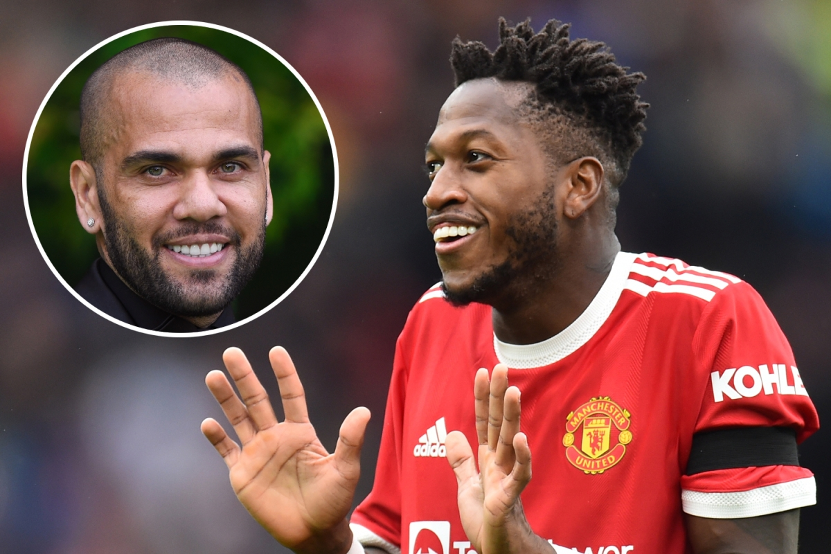 'The problem is the club or coach, not Fred' – Dani Alves calls Man Utd star 'world class' as he takes aim at Solskjaer
