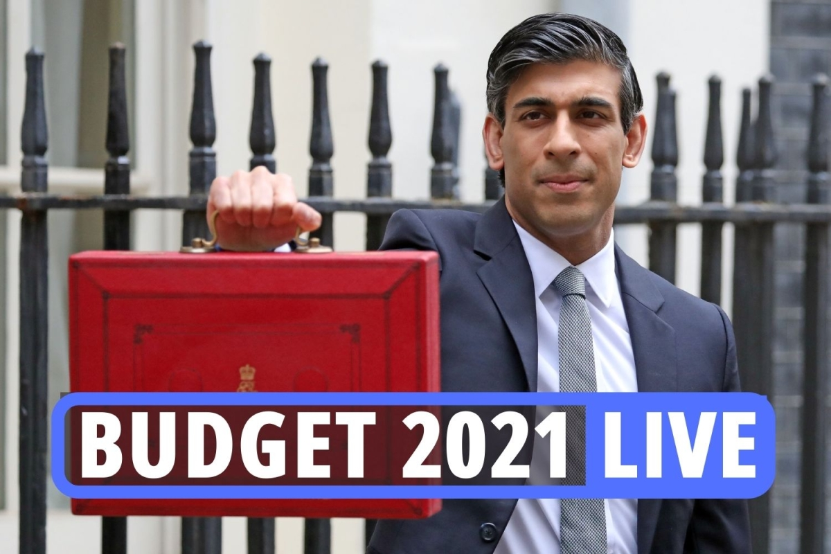 Budget 2021 latest: Rishi Sunak speech reaction and what cigarette, alcohol, minimum wage & pension changes mean for YOU