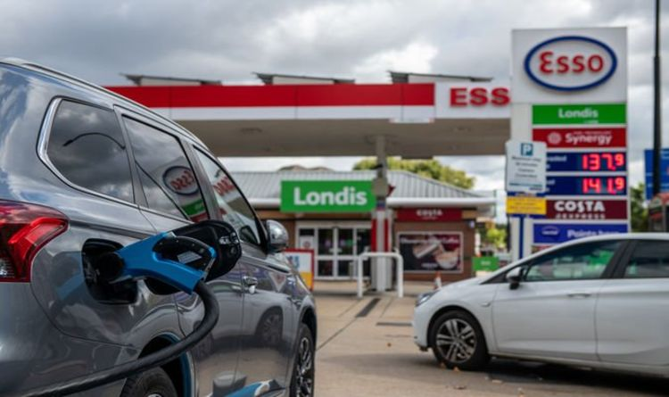 Drivers warned of new taxes as electric car plans to decimate Treasury's income