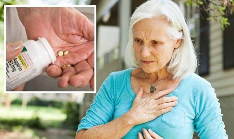 Heart attack: Over 60s warned not to take common painkiller – 'potentially serious' risk