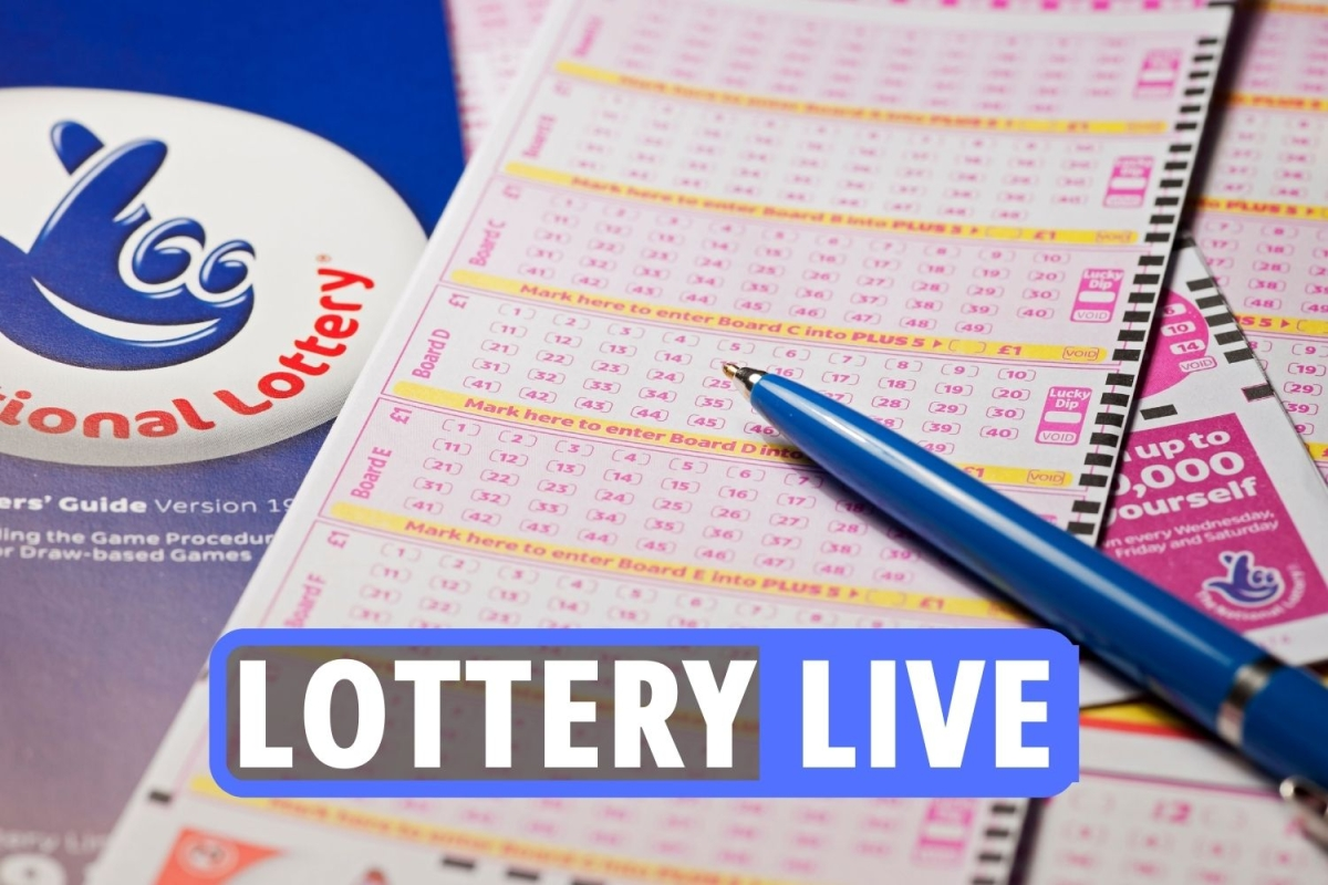 National Lottery results LIVE: Winning Lotto numbers revealed with £8.7m jackpot up for grabs