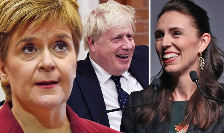 Scotland attacks post-Brexit Britain over New Zealand trade win 'Farmers need protecting!'