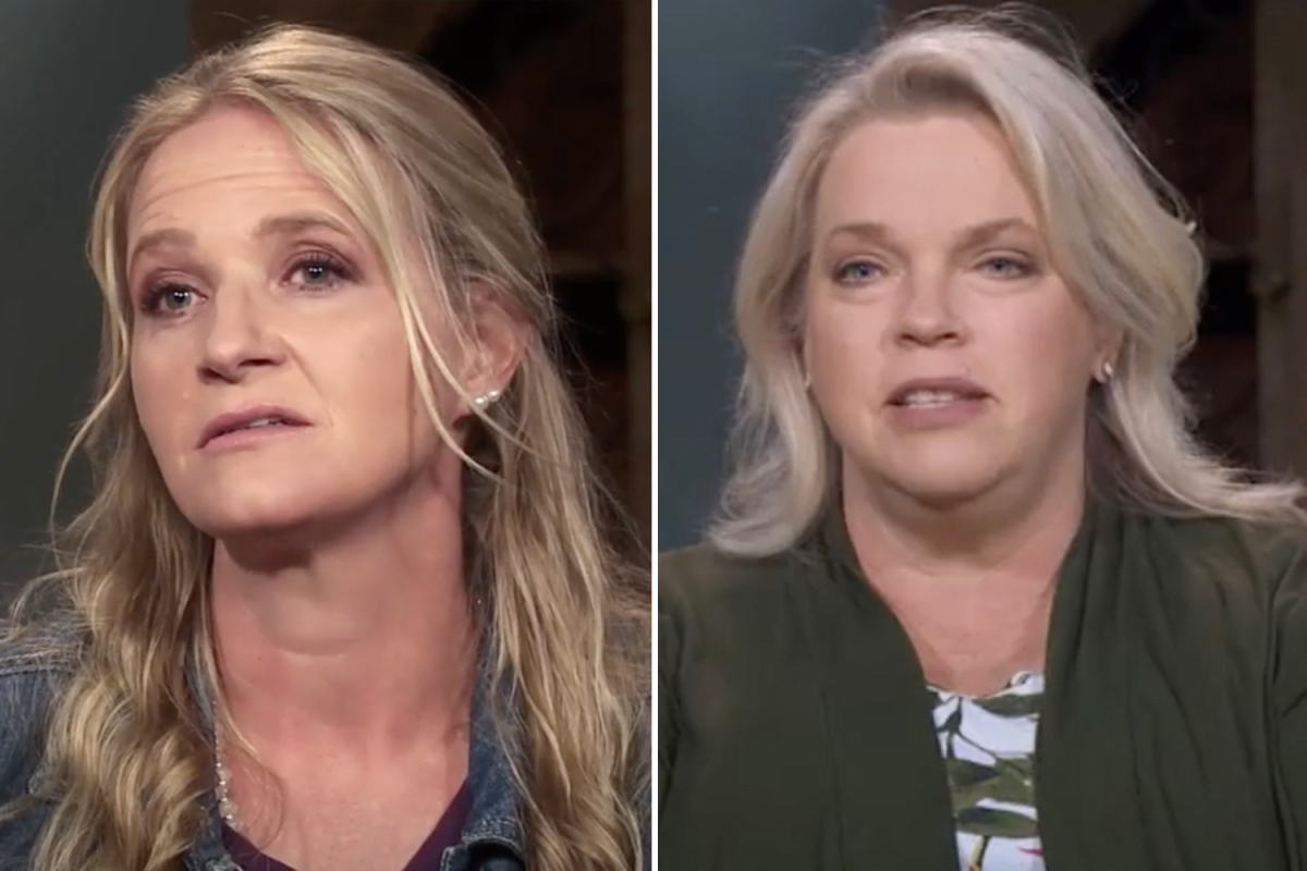 Sister Wives fans speculate Kody Brown's wife Janelle moved to Utah with Christine