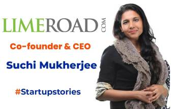India's e-commerce startup Limeroad success story | Suchi Mukherjee biography