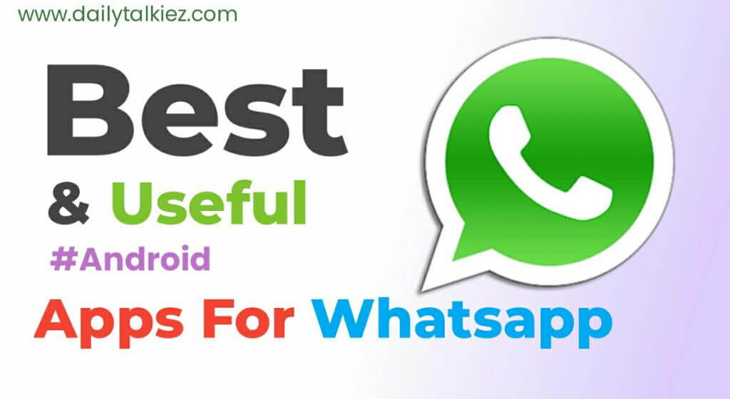 Apps For Whatsapp 5 Best Apps For Whatsapp Webstickers