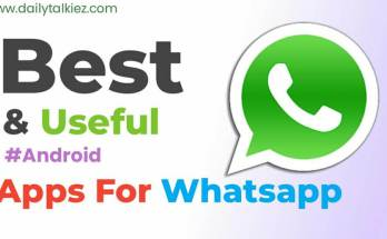 apps for whatsapp- whatscan, whatsapp status