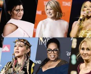 50 Most Popular Women, Most Popular Women, Most Famous Women, World Most Famous Women, Most Influential Women In The World, Richest Women In The World, Most Searched Women On Google