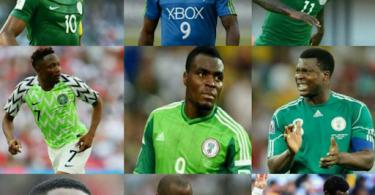 Richest Footballers In Nigeria
