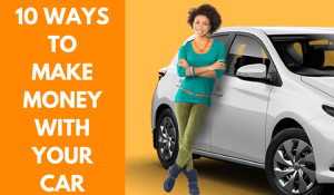 Ways To Make Money With Your Car in Nigeria