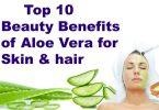 Best Uses Of Aloe Vera For Skin
