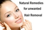 Best Natural Remedies For Unwanted Hair Removal At Home