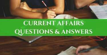Nigeria Current Affairs Questions And Answers