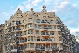 LA PEDRERA, SPAIN