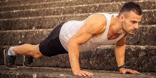 Buikding Muscles