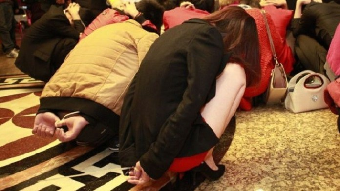 China ends force labour for sex workers
