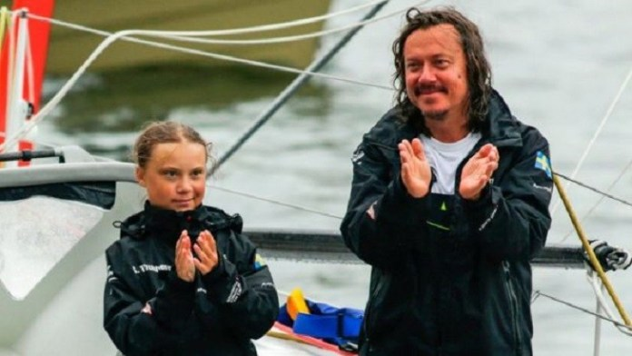 Climate activism has made Greta 'very happy', but I worry, says father