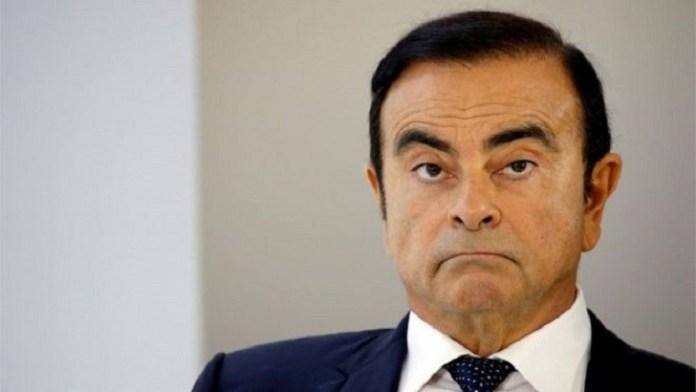 Former Nissan boss in surprise Lebanon arrival