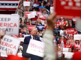 Trump postpones Tulsa Oklahoma rally date 'out of respect'
