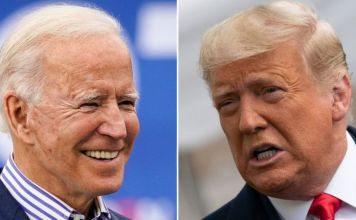 Biden and Trump in tug-of-war over Midwestern US