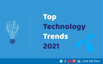 Different technology trends that will shape 2021. Photo: Daily US Times
