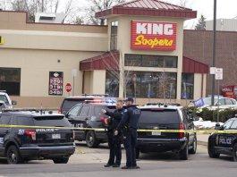 10 people killed in Colorado supermarket shooting