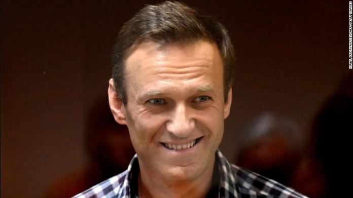 Alexey Navalny announces he is going on hunger strike