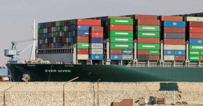 Investigation under way into Suez Canal blockage