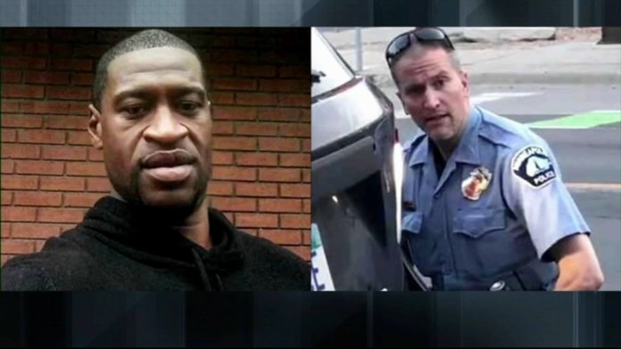 New bodycam footage shows George Floyd pleading with officers