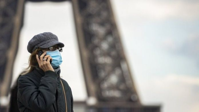 Paris is set to lockdown as France fears 'third wave' of Covid-19