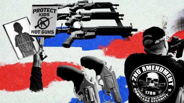 Biden to take first limited steps on gun control, including on 'ghost guns' and pistol braces