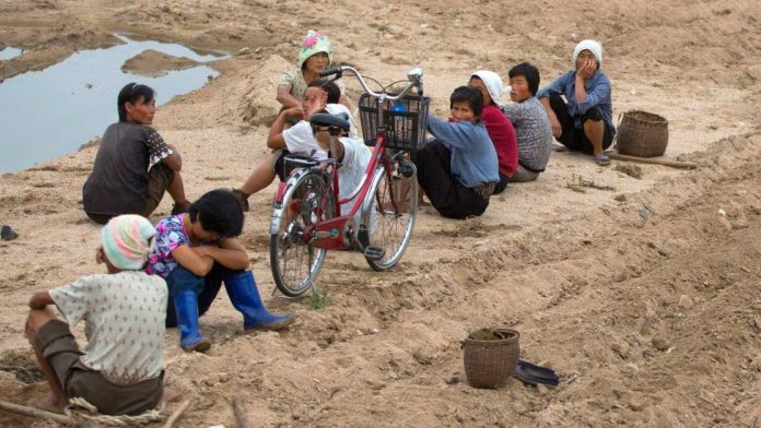 Kim Jong-un warns of North Korea crisis similar to deadly 90s famine