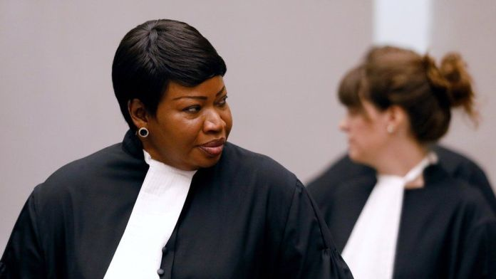 US lifts Trump-era sanctions against ICC prosecutor