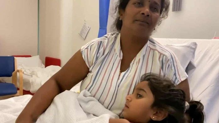 Australia under pressure to free refugee family detained on Christmas Island