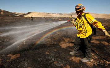 California and Nevada brace for record-breaking temperatures