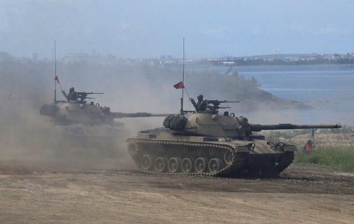 Biden administration proposes $750 million arms sale to Taiwan
