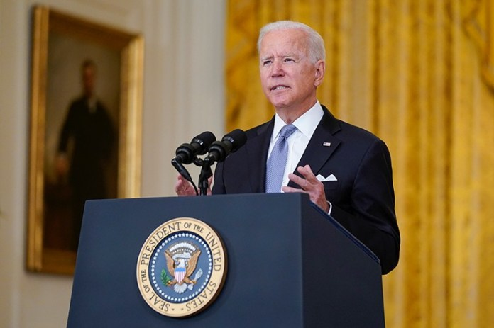 Biden stands by his decision, concedes fallout was faster than expected