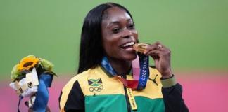 Instagram blocks gold medallist who shared race win