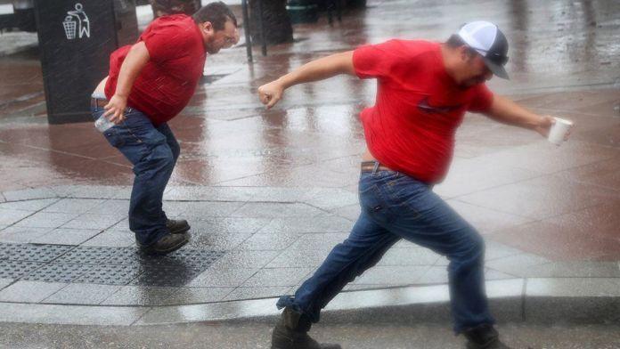 New Orleans loses power as Hurricane Ida strikes
