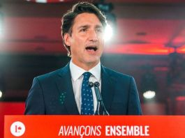 Trudeau's Liberal Party narrowly wins third term