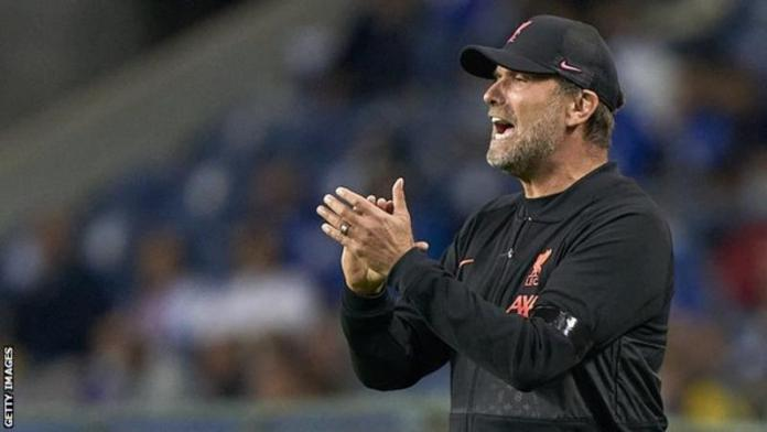 Jurgen Klopp Liverpool manager says vaccine is 'not a limit on freedom'