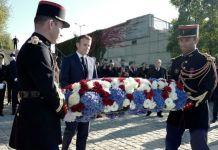 Macron condemns 'unforgivable' 1961 massacre of Algerians in Paris