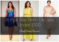 Plus Size Prom Dresses: 16 Super Cute & Plus Prom Dresses ...