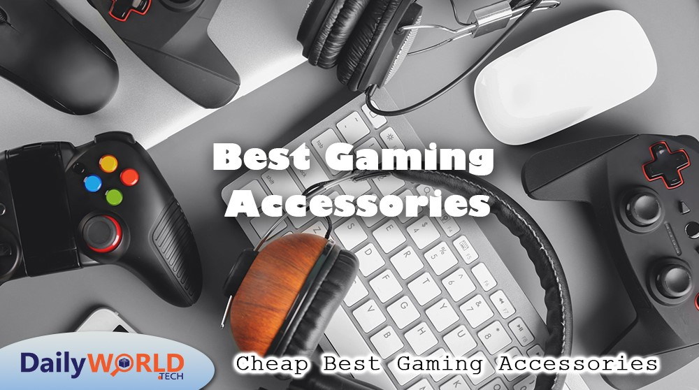 Best Gaming Accessories For PC