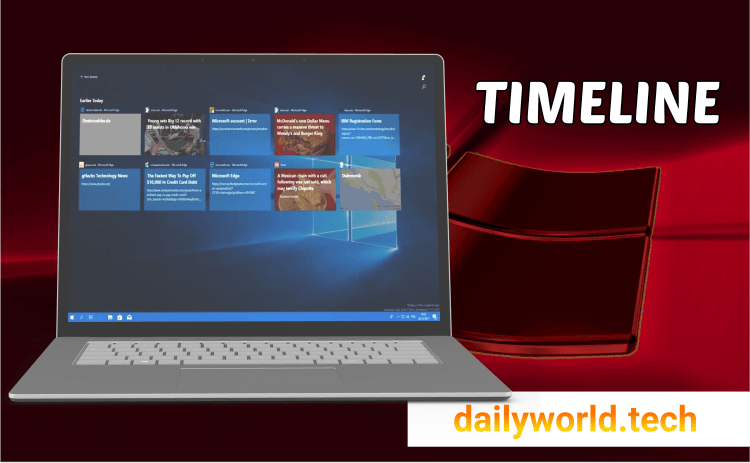some features of windows 10