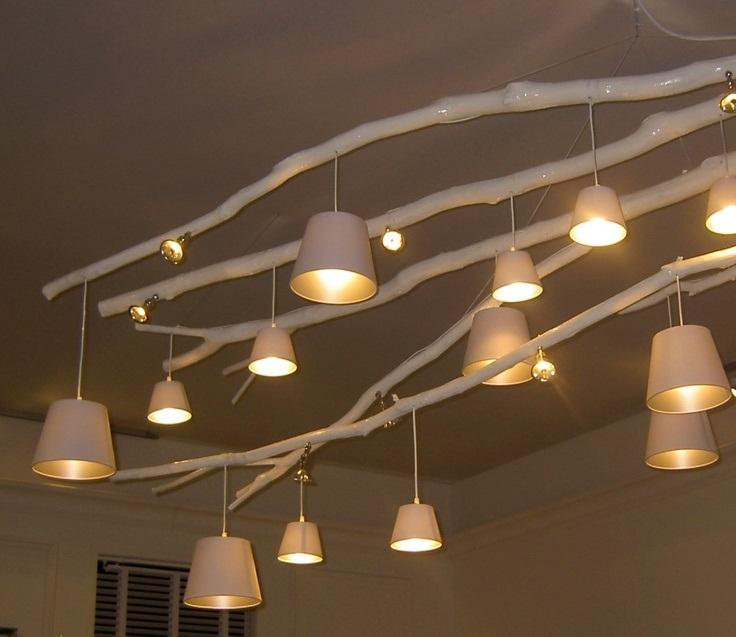 7 DIY Modern Lamps