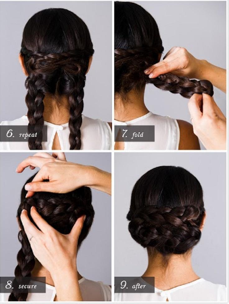 7 DIY Braided Hairstyles