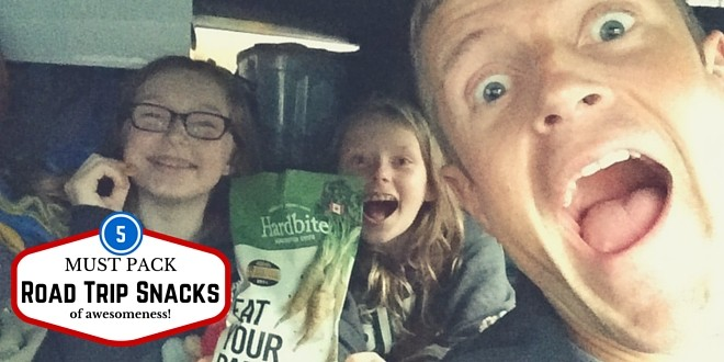 5 must pack road trips snacks of awesomeness