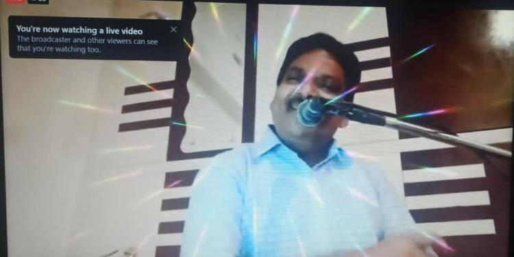 international singer dhanraj sahu