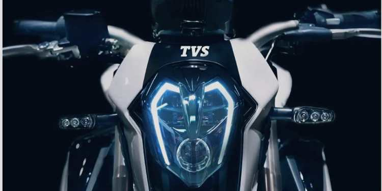 tvs Fiero 125 bike