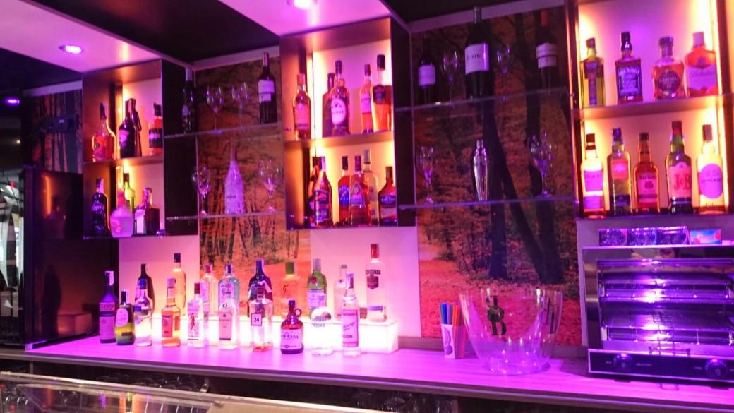 Ya esta terminado, Bar Arizona en Villamediana de Iregua